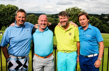 Congleton Golf Club 'Brave the Shave' for Prostate Cancer