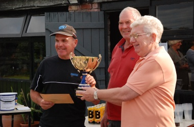 Fishing Match Raises £360 for Prostate Cancer